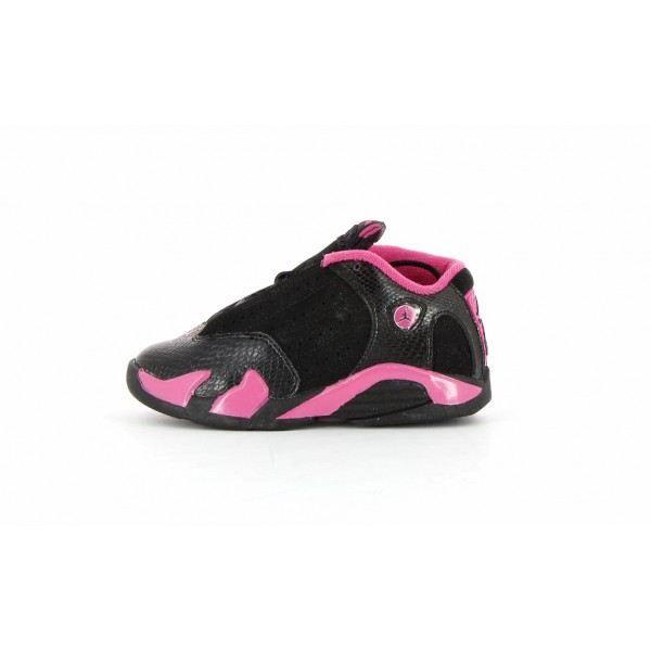 basket jordan bébé fille