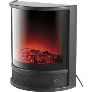 chauffage electrique avec flamme achat vente chauffage electrique avec flamme pas cher. Black Bedroom Furniture Sets. Home Design Ideas