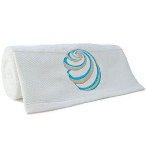 serviette de bain brodee achat vente serviette de bain brodee pas cher cdiscount. Black Bedroom Furniture Sets. Home Design Ideas