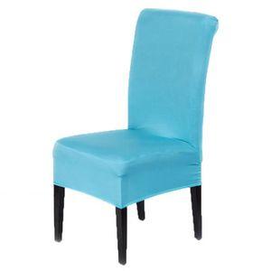 Housse assise de chaise extensible achat vente housse for Housse de chaise extensible