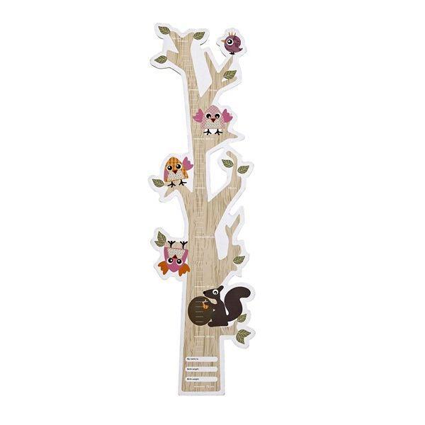 Toise Forêt Rose SILLY U Achat / Vente toise bébé 5707152077441