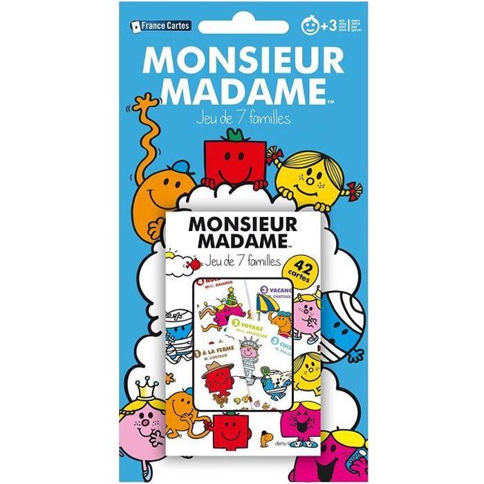 Jeu monsieur madame  Achat / Vente jeux et jouets pas chers