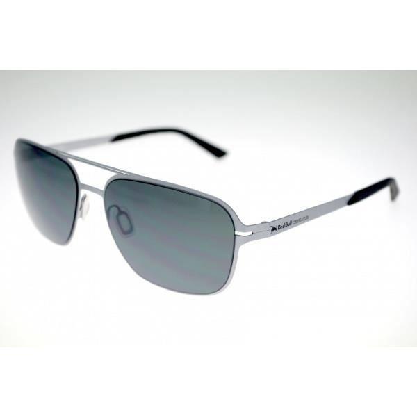 red bull rbr182 argent gris gris argent achat vente lunettes de soleil monture souple. Black Bedroom Furniture Sets. Home Design Ideas