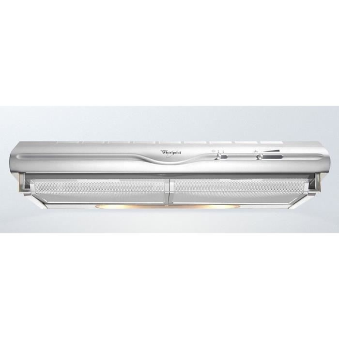 Hotte Whirlpool AKR 4WH blanc pas cher : Prix comparer - Clubic