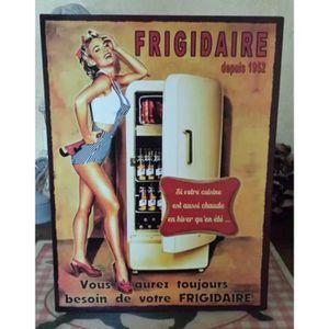 frigo ancien achat vente frigo ancien pas cher cdiscount. Black Bedroom Furniture Sets. Home Design Ideas