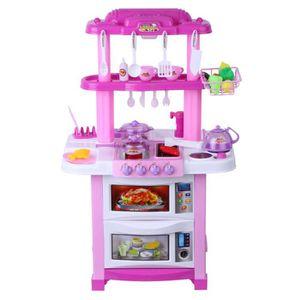 kit de cuisine enfant achat vente jeux et jouets pas chers. Black Bedroom Furniture Sets. Home Design Ideas