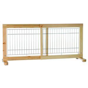 barriere pour chien achat vente barriere pour chien pas cher les soldes sur cdiscount. Black Bedroom Furniture Sets. Home Design Ideas