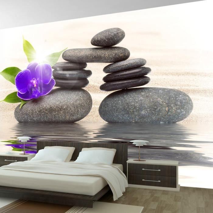 image geante a tapisser. Black Bedroom Furniture Sets. Home Design Ideas