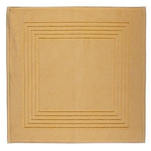frottana pearl 061308101149 60100 tapis de bain jaune 60 x 100 cm achat vente tapis de bain. Black Bedroom Furniture Sets. Home Design Ideas