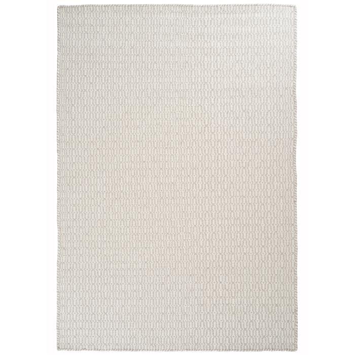 tapis fin pour sejour tile sable 140x200 par. Black Bedroom Furniture Sets. Home Design Ideas