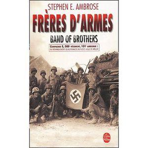 LIVRE HISTOIRE FRANCE Frères d'armes