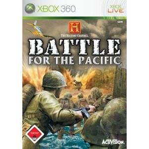 JEUX XBOX 360 The History Channel : Battle for the Pacific [i…