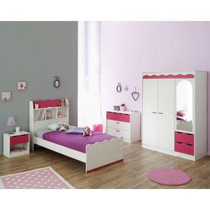 Chambre lola achat vente chambre lola pas cher soldes cdiscount - Chambre enfant soldes ...