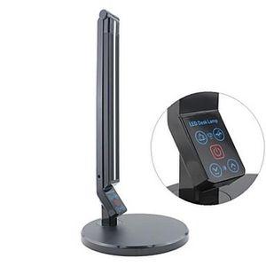 lampe de bureau led tactile achat vente lampe de bureau led tactile pas cher cdiscount. Black Bedroom Furniture Sets. Home Design Ideas