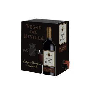 VIN ROUGE Vin rouge Vegas del Rivilla - Extremadure (Espagne