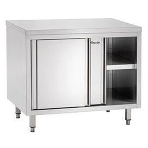 meuble de cuisine avec porte coulissante achat vente meuble de cuisine avec porte. Black Bedroom Furniture Sets. Home Design Ideas