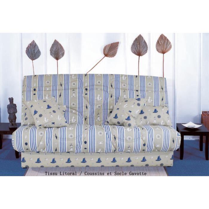 clic clac ella meuble house achat vente clic clac cdiscount. Black Bedroom Furniture Sets. Home Design Ideas