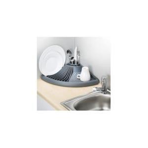 Egouttoir vaisselle pour angle de cuisine achat vente egouttoir couv - Egouttoir vaisselle d angle ...