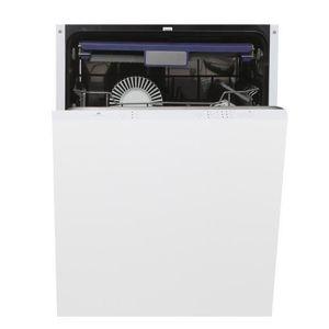 Continental edison lv tout int grable lvf1445 achat for Lave vaisselle sans porte d habillage