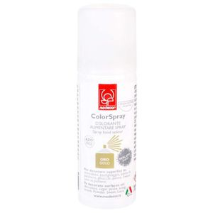 colorant alimentaire spray alimentaire or modecor - Spray Colorant Alimentaire