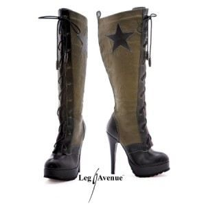 Bottes Army (taille: 36, couleur…