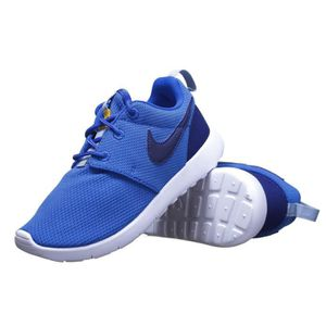 outlet on sale new style coupon codes Nike Roshe One Gs 599728-417 Enfant Mixte Baskets Bleu, nike ...