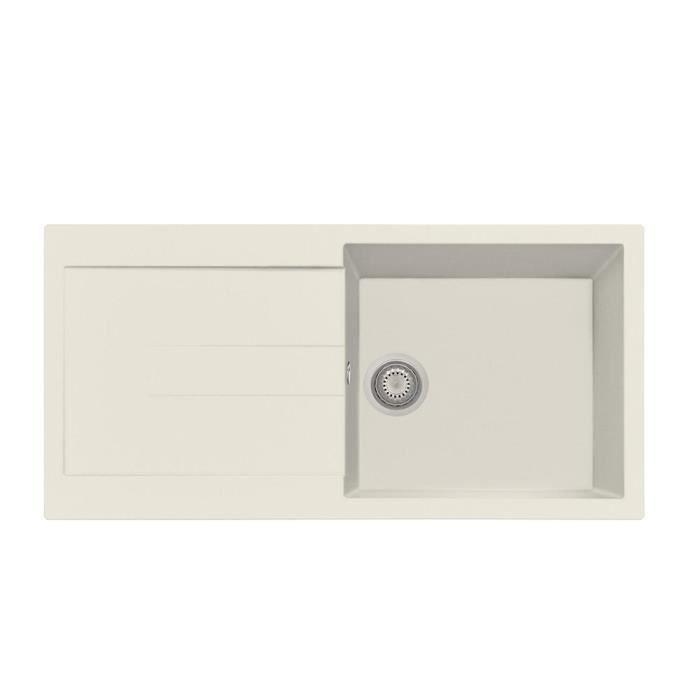 vier granit beige plados elegance 1 grand bac 1. Black Bedroom Furniture Sets. Home Design Ideas