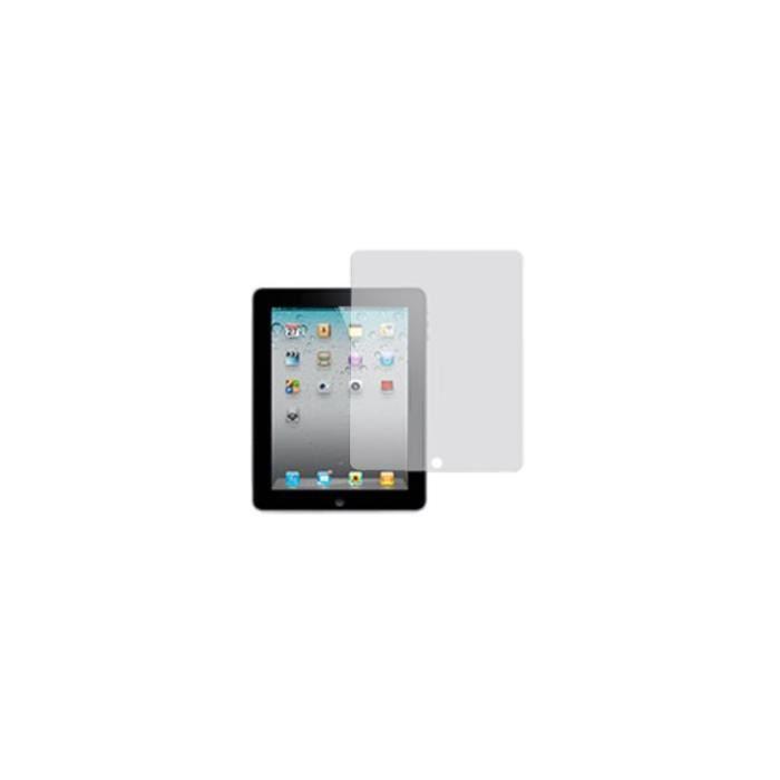 protection d 39 cran anti reflet pour ipad 2 3 et 4 prix pas cher cdiscount. Black Bedroom Furniture Sets. Home Design Ideas
