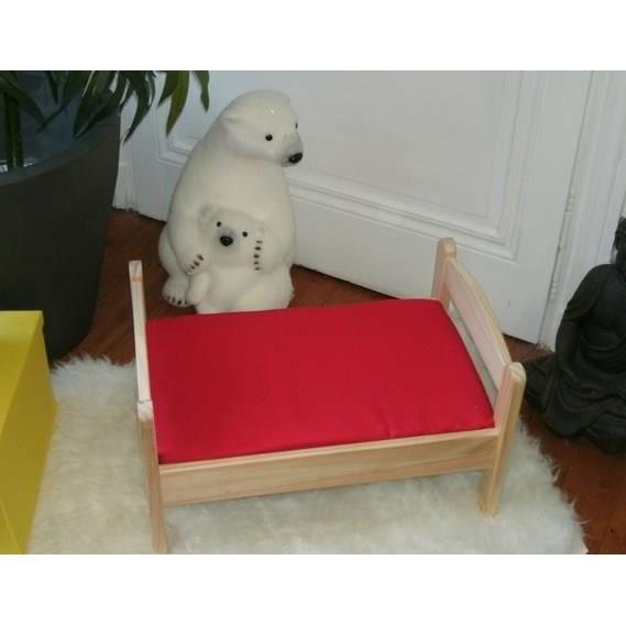 drap housse 90 x 140 cm rouge achat vente drap housse cdiscount. Black Bedroom Furniture Sets. Home Design Ideas