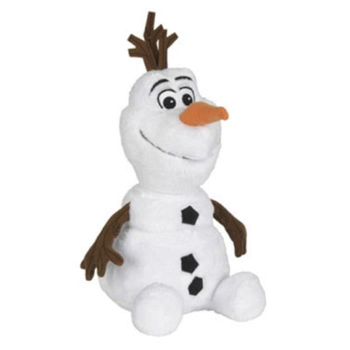 Olaf chanteur la reine des neiges de mattel - Olafe la reine des neiges ...