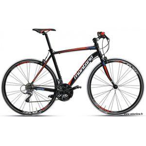 VÉLO DE COURSE - ROUTE Vélo fitness MONTANA ZEROW CONFORT Couleur - Noir