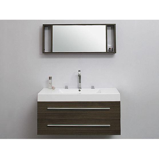 meubles de salle de bains l gante avec lavabo achat vente ensemble meuble sdb meubles de. Black Bedroom Furniture Sets. Home Design Ideas