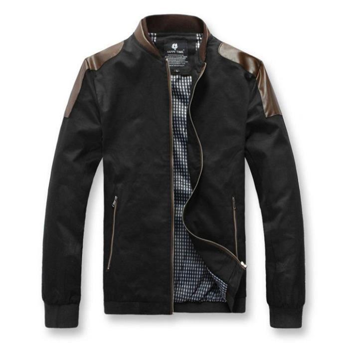veste blouson homme luxe collection et 2015 exceptionnelle achat vente blouson veste. Black Bedroom Furniture Sets. Home Design Ideas