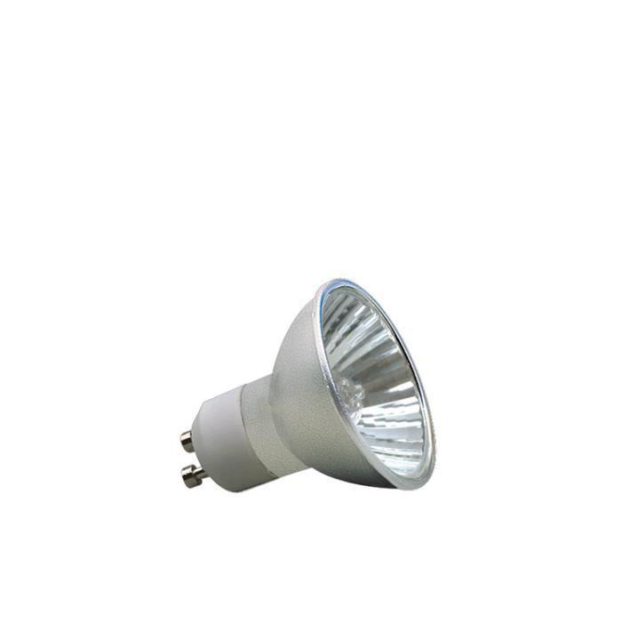 paulmann 83644 reflecteur halog ne 230v akzent 50w gu10 alu achat vente ampoule led. Black Bedroom Furniture Sets. Home Design Ideas