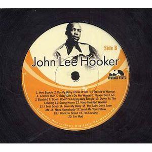 CD JAZZ BLUES JOHN LEE HOOKER