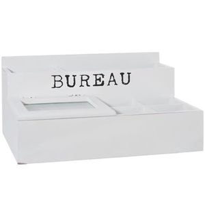 organisateur bureau achat vente organisateur bureau pas cher cdiscount. Black Bedroom Furniture Sets. Home Design Ideas