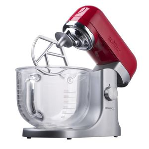 ROBOT MULTIFONCTIONS KENWOOD - Robot combiné Collection Passion Red KMX