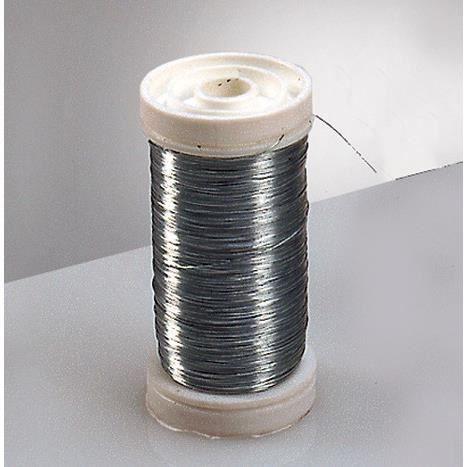 fil pour lier en fer galvanis 0 22 mm env 1 achat vente fil tour de cou fil pour. Black Bedroom Furniture Sets. Home Design Ideas