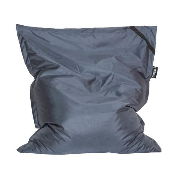 Coussin big bag gris anthracite achat vente coussin d 39 ext rieur couss - Coussin gris anthracite ...