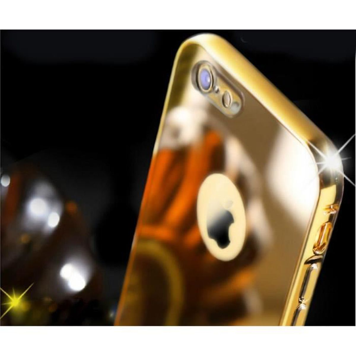 Accessoires iphone 7 cdiscount for Coque iphone 7 miroir