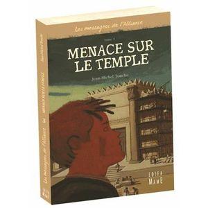 LIVRE RELIGION Menace sur le temple