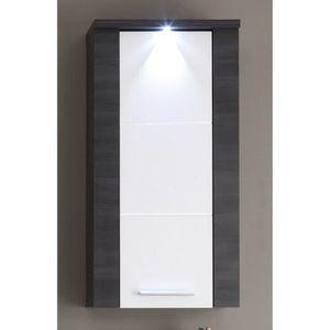 Meuble haut pour toilette achat vente meuble haut pour for Meuble haut pour toilettes