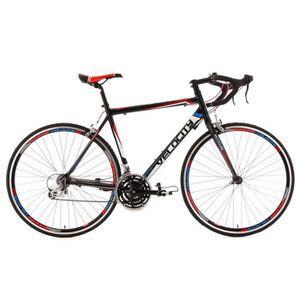 VÉLO DE COURSE - ROUTE Vélo de course  Velocity noir TC 55 cm