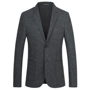 blazer homme gris achat vente blazer homme gris pas cher cdiscount. Black Bedroom Furniture Sets. Home Design Ideas