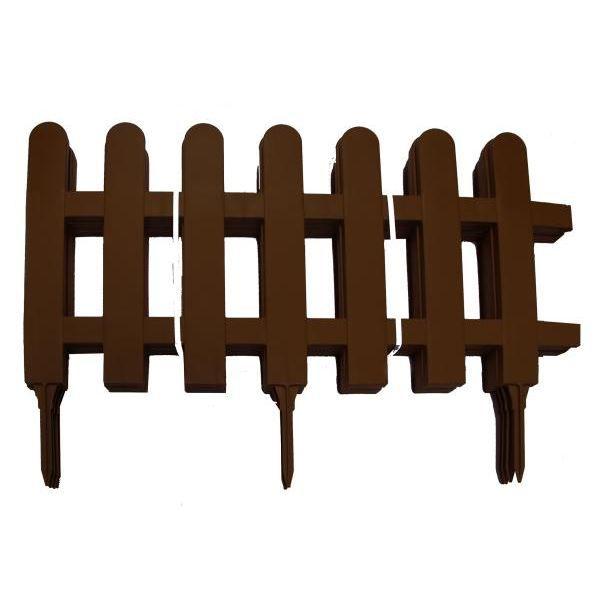 Bordures de jardin set 4 pi ces picnic chocolat achat - Bordure de jardin pas cher ...
