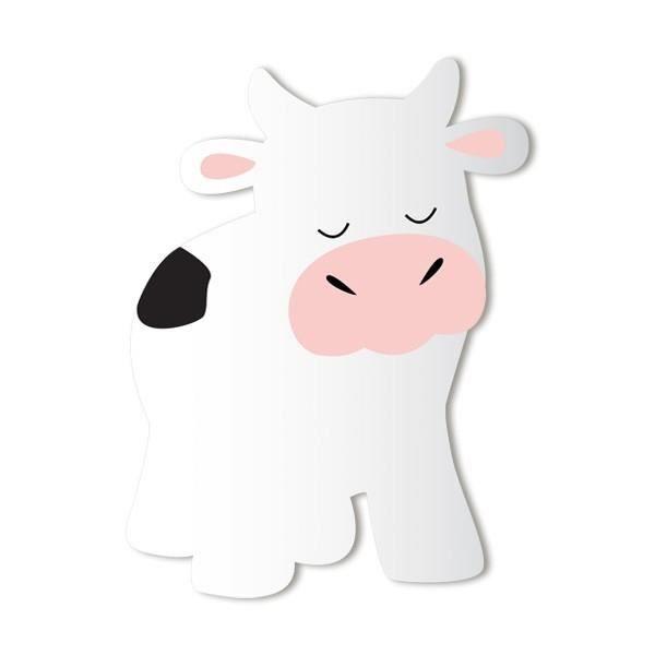 Miroir forme vache achat vente miroir forme vache for Forme miroir