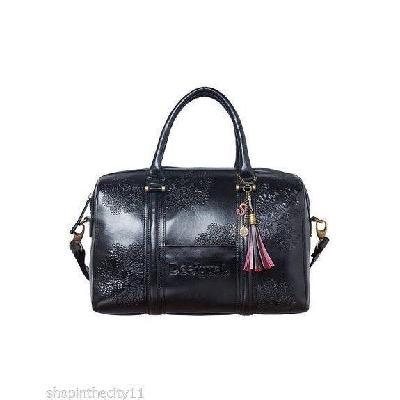 sac desigual femme modele malta neograb noir achat vente sac desigual femme modele m cdiscount. Black Bedroom Furniture Sets. Home Design Ideas