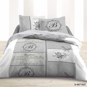 housse de couette et taies d 39 oreiller bonheur p achat. Black Bedroom Furniture Sets. Home Design Ideas