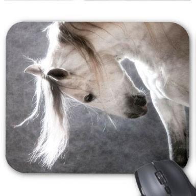 tapis de souris personnalis 233 cheval ref 2342 prix pas cher cdiscount
