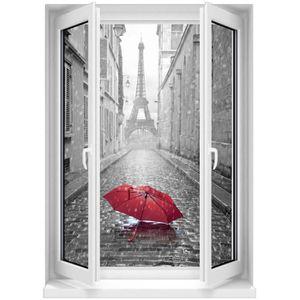 cadre paris noir et blanc achat vente cadre paris noir et blanc pas cher cdiscount. Black Bedroom Furniture Sets. Home Design Ideas